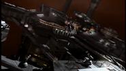 Wikia Andromeda - Maru docking at Atol Pi