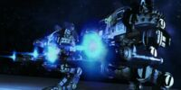 Planetfall Defense Bot