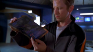 Wikia Andromeda - Harper finds his schematic