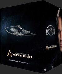 AndromedaSlipstreamDVD