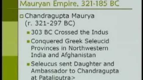 Asian Civilization-Part06-Indian Republics & Kingdoms (600 Bc - 180 BC)