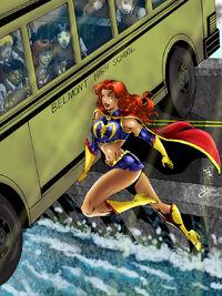 Mindy-Marvel-Bus