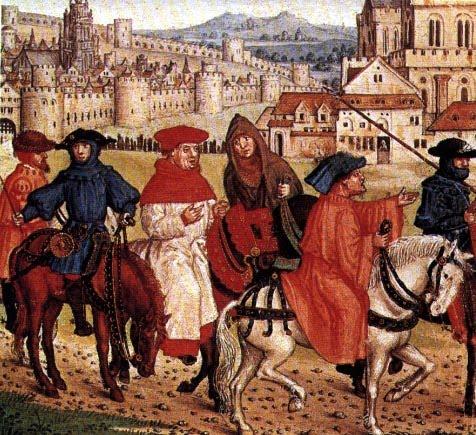 Text: General Prologue (Canterbury Tales) | Anglopedia Wiki ...