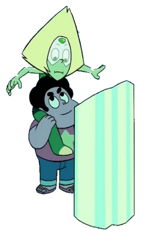 File:Steven and Peridot.png