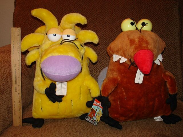 File:Angry Beavers Nanco plush.jpg
