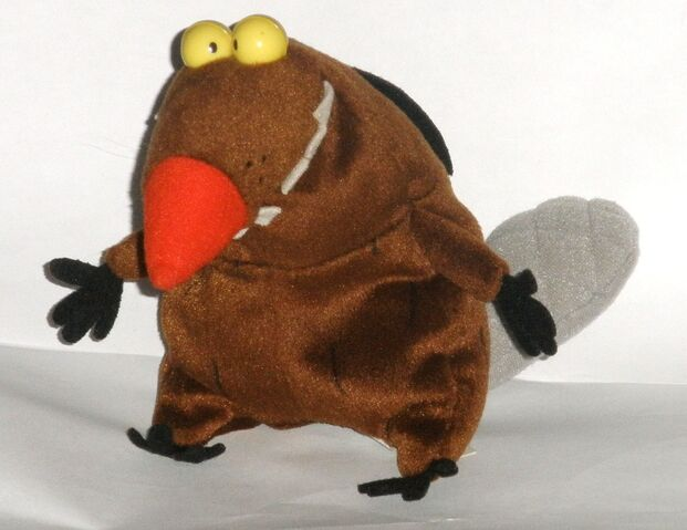 File:Angry Beavers Star Beans Daggett plush.jpg