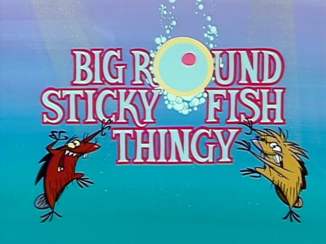 File:Big Round Sticky Fish Thingy title card.jpg