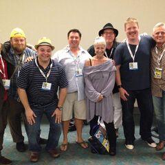 San Diego Comic-Con 2013.