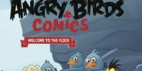 Angry Birds Comics, Vol 1
