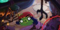 Shaman Pig (Angry Birds Toons)