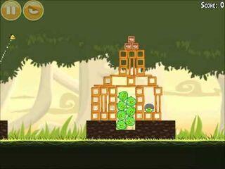 Official Angry Birds Walkthrough Danger Above 6-9