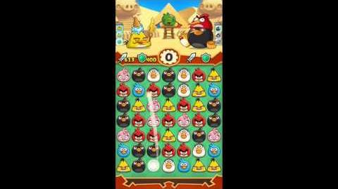 Angry Birds Fight! Player vs Player