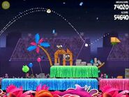 Official Angry Birds Rio Walkthrough Carnival Upheaval 8-6