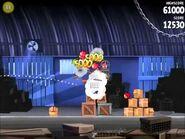 Official Angry Birds Rio Walkthrough Smuggler's Den 1-1