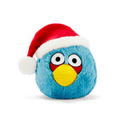 Christmas Blue Bird