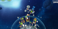 Beak Impact 8-33 (Angry Birds Space)