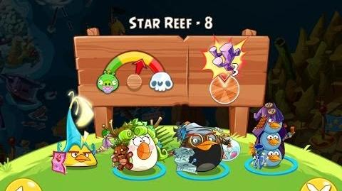 Angry Birds Epic Star Reef Level 8 Walkthrough