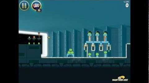 Death Star 2-29 (Angry Birds Star Wars)/Video Walkthrough