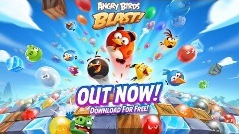 Angry Birds Blast – Official Cinematic Gameplay Trailer