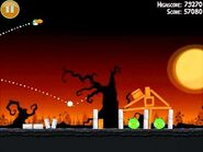 Official Angry Birds Seasons Walkthrough Trick or Treat 2-6