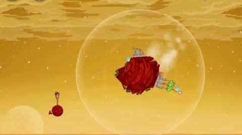Angry Birds Space Red Planet 5-2 Walkthrough 3-Star