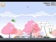 Official Angry Birds Seasons Walkthrough Hogs and Kisses 1-6