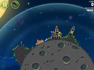 Pig Bang 1-22 (Angry Birds Space)