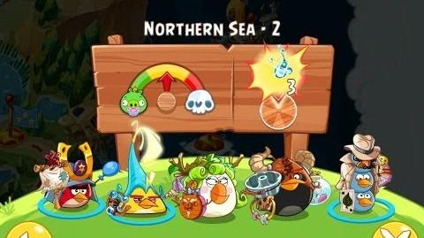Angry Birds Epic Northern Sea Level 2 Walkthrough
