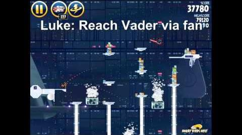 Angry Birds Star Wars Who's Your Daddy Now Achievement