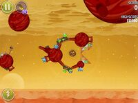 Red Planet 5-10 (Angry Birds Space)