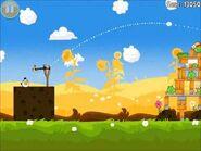Official Angry Birds Seasons Walkthrough Summer Pignic 1-5