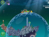 Pig Dipper 6-4 (Angry Birds Space)