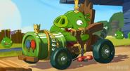 Angry Birds Go! Trailer (Green Machine)