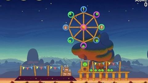Angry Birds Seasons Abra-ca-Bacon 2-9 Walkthrough 3-Star