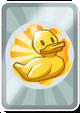 GoldenDuckCard