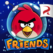 Ab friends space icon
