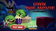 Angry Birds Friends - Own The Movie Tournament