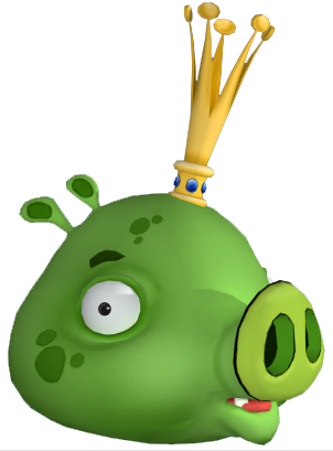 File:ANGRY BIRDS GO KING PIG CGI.png