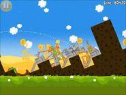Official Angry Birds Seasons Walkthrough Summer Pignic 1-14