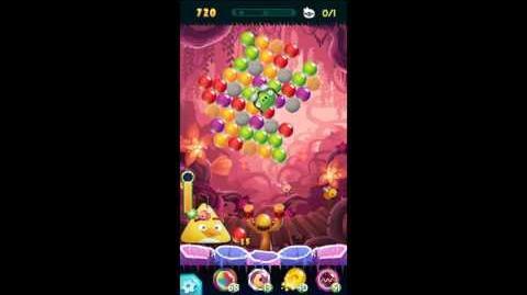 Angry Birds POP! Level 35 Walkthrough