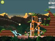 Official Angry Birds Rio Walkthrough Jungle Escape 4-2