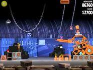 Official Angry Birds Rio Walkthrough Smuggler's Den 2-15