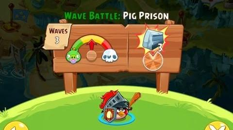 Angry Birds Epic Pig Prison Walkthrough