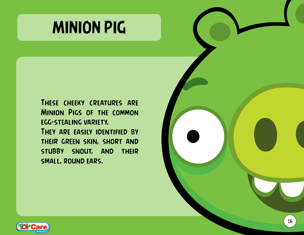 Medium Pig Angry Birds Wiki FANDOM powered by Wikia