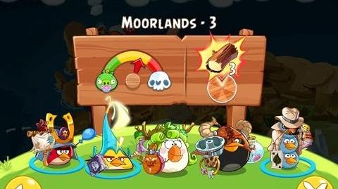 Angry Birds Epic Moorlands Level 3 Walkthrough