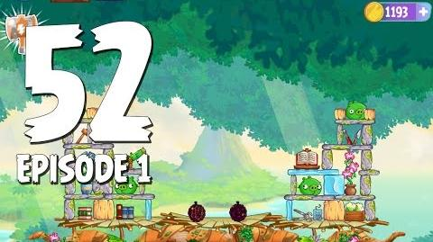 Angry Birds Stella Level 52 Walkthrough Branch Out Episode 1
