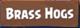 Brass Hogs Banner