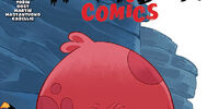 Angry Birds Comics Issue 12