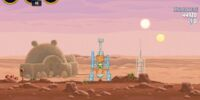 Tatooine 1-1 (Angry Birds Star Wars)