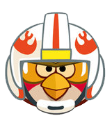 Luke helmet front